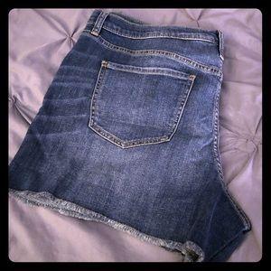 Mossimo Women's Jean Shorts